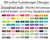 80 ландшафтный дизайн