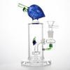 블루 복숭아