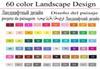 60 Ландшафтный дизайн
