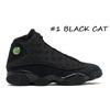 # 1 czarny kot