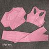 Pink 3PCS Set.
