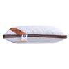 Mesh White Edge-74x48 High Pillow 15