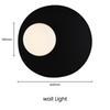 Wand lampw