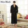 Мужчины Black-XL