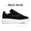 No.018 Suede noir