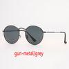 arma de metal / cinza