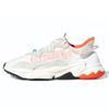 1 chaussure blanche 36-45