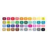 40 couleurs