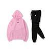 핑크 블랙 로고