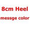 8cm Ferse erzählen Farbe