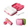 5-pink Set