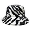 Schwarzweiß-Zebra.