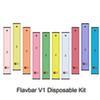 Flavbar V1 Mixed colors