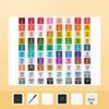 مانغا 80 الألوان