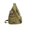 Khaki Chest Bag