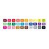 30 couleurs
