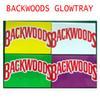 5 Backwoods منتظم Glowtray