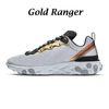 Goldener Ranger.