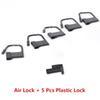 Air Lock+5 PCS Plastic Lock
