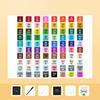 طلاب 80 الألوان