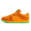 7 Orange Bear