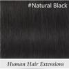 #Natural Черный цвет