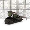 Kaplumbağa Çerçevesi Yeşil Lens 50mm