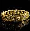 32mm Skull Gold