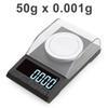 * 50 g 0,001 g