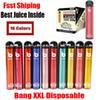 Bang XXL colores mezclados