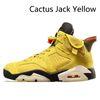 صبار جاك الأصفر