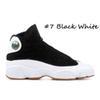 # 7 czarny biały