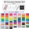 80 Color Anime