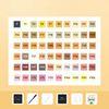 لون البشرة 60 الألوان
