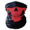 2 # cráneo rojo