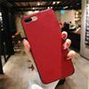أحمر مع l logo