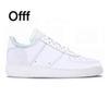 B4 offffwhite branco 36-45