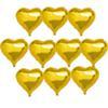 Золотые 10 шт