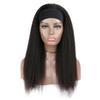 غريب مستقيم الشعر البشري