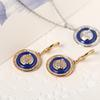Azul, Ouro, Prata Set China