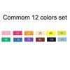 12 цвет общего цвета