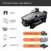 Dualcam 4k 2B-Tasche