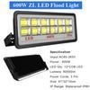 1 PCS 600W ZL Floodlight