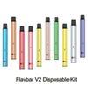 Flavbar V2 Mixed colors