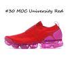 N ° 30 MOC University rouge 36-39