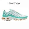 Teal Twist
