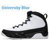 A3 Université Bleu (symbole bleu) 40-47