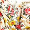 Красный моря цветок