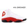 # 8 Chicago.