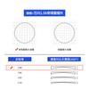 Telaio + Wanxin 1.56 Aspheric Lens Power Color, si prega di notare o contattare il servizio clienti